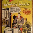 DC Comics - Superman's Pal Jimmy Olsen comic book (1957) VG
