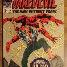 Marvel Comics - Daredevil #24 (1967) w/ Kazar solid VG+