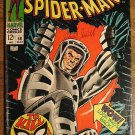Marvel Comics - Amazing Spider-Man #58 1968 VG condition spiderman