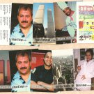 2002 Chestnut Publications promo promotional cards 9/11 Heroes of the World Trade Center prototypes