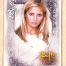 2004 Inkworks promo card Buffy the Vampire Slayer Women of Sunnydale Sarah Michelle Gellar P1