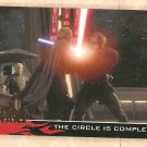 2005 Topps promo promotional card Star Wars: Revenge of the Sith P1 NM/M