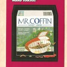 2004 Topps promotional promo sticker card Wacky Packages #1/3 Mr. Coffin