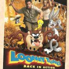 2003 Inkworks promo promotional card Looney Tunes Back in Action, Bugs Bunny NM/M