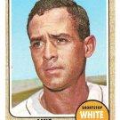 1968 Topps baseball card #310 Luis Aparicio Chicago White Sox EX
