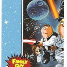 2008 Inkworks promo promotional card Family Guy Episode IV A New Hope Star Wars parody TV show NM/M
