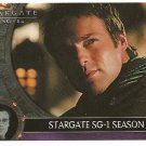 2005 Rittenhouse Archives promo promotional card Stargate SG-1 season 7 P1 NM/M