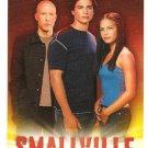 2004 Inkworks promo card Smallville Season 3 SM3-1 Superman Lex Luthor