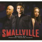 2008 Inkworks promo card Smallville Season 6 SM6-1 Superman Lex Luthor