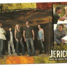 2007 Inkworks promo promotional card Jericho Season 1 TV show P1