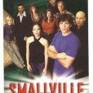 2005 Inkworks promo card Smallville Season 4 SM4-1 Superman Lex Luthor