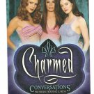 2005 Inkworks promo promotional card Charmed: Conversations TV show NM/M P1