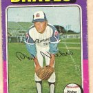 1975 Topps baseball card #130 Phil Niekro Atlanta Braves good condition
