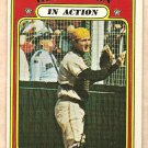 1972 Topps baseball card #40 Bob Barton In Action EX
