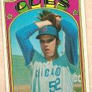 1972 Topps baseball card #29 Bill Bonham Chicago Cubs EX/NM