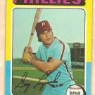 1975 Topps baseball card #630 Greg Luzinski Philadelphia Phillies NM