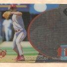 1997 Upper Deck UD3 baseball card #58 Scott Rolen Future Impact  Philadelphia Phillies NM/M