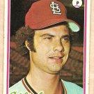 1978 Topps baseball card #609 (B) John Denny St. Louis Cardinals VG