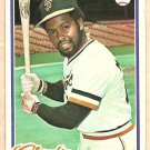 1978 Topps baseball card #410 (B) Bill Madlock San Francisco Giants EX/NM