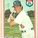 1978 Topps baseball card #350 Steve Garvey Los Angeles Dodgers VG