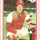 1978 Topps baseball card #380 Ted Simmons St. Louis Cardinals EX+