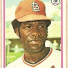 1978 Topps baseball card #352 Tony Scott St. Louis Cardinals EX/NM