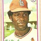 1978 Topps baseball card #352 (B) Tony Scott St. Louis Cardinals NM