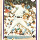 1978 Topps baseball card #135 Ron Guidry New York Yankees EX