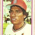 1978 Topps baseball card #257 (C) Hector Cruz St. Louis Cardinals NM