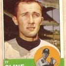 1963 Topps baseball card #414 Ty Cline Milwaukee Braves EX/NM