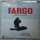 Fargo Laserdisc (laser disc) movie Frances McDormand William Macy Steve Buscemi MINT factory sealed