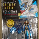 Adventures of Batman & Robin Duo Force Wind Blitz Batgirl action figure kenner 1997 MIP