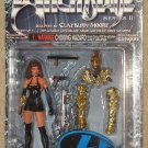 Sara Pezzini as Witchblade Series II (2) action figure MIP Top Cow Moore Action Collectibles
