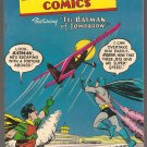 Detective Comics #216 (1955) comic book DC Comics Batman & Robin F/VF expert restoration