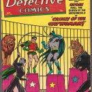 Detective Comics #203 (1954) comic book DC Comics Batman & Robin vs Catwoman FINE+