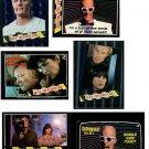 1986 Topps Headroom TV show sticker card set, 33 cards, NM/M Matt Frewer