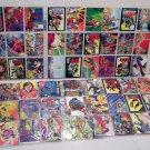 1992 Valiant UNITY comic card set, 90 cards NM/M Magnus Robot Fighter