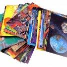 1992 Zombie War factory comic card set, 45 cards, NM/M Kevin Eastman ZOMBIES undead walking dead