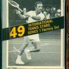 1991 NetPro Tennis Legends Factory Sealed Card Set NM/M Rod Laver Billy King Ashe Austin