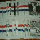 1991 Impel U.S. Olympic Hall of Fame card set, NM/M, 90 cards Jesse Owens, Mark Spitz