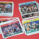 1988 Fleer NFL Football Cards Set, NM/M, 88 cards Joe Montana, Dan Marino, Bo Jackson