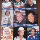 1991 Pro Set NHRA Card Set, NM/M, 130 cards Drag Racing, National Hot Rod Association