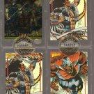 Wizard LTD ED Image comics slabbed numbered cards Supreme, Shaman's Tears, Dooms IV lot1