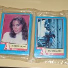 1983 Topps A-Team TV show non-sports cards rack pack - 45 cards never opened! Mr. T
