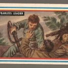 1953 Topps Fighting Marines card #65(B) Fearless Leader EX/NM