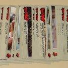 55 different 1981 Fleer Here's Bo! non-sports cards, NM/M Bo Derek lot #1