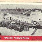 1956 Topps Jets card #158 Piasecki Transporter, US Helicopter