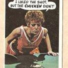 1968 Topps Rowan & Martin's Laugh-In non-sports card #9 VG/EX