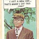 1968 Topps Rowan & Martin's Laugh-In non-sports card #4 VG