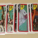 17  1982 Donruss Magnum P.I. (PI) TV show cards, Tom Selleck Ferrari 308 EX/NM/M